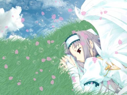 Murakami Suigun, Tonkin House, D -> A: White, Yuriel Alenclyon Wallpaper