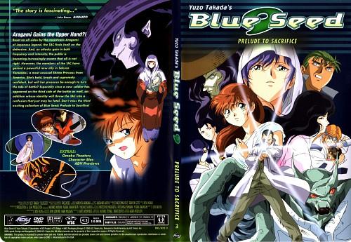 Yuzo Takada, Production I.G, Blue Seed, Koume Sawaguchi, Kaede Kunikida