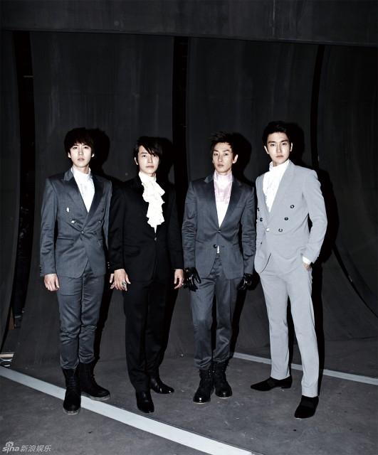 Eunhyuk, Donghae, Kyuhyun, Super Junior, Siwon