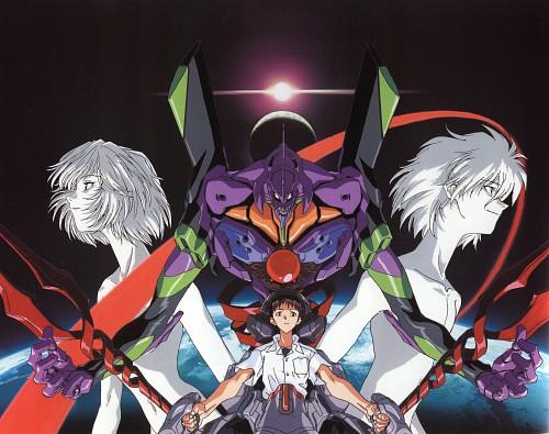 Yoshiyuki Sadamoto, Gainax, Neon Genesis Evangelion, Die Sterne, Rei Ayanami