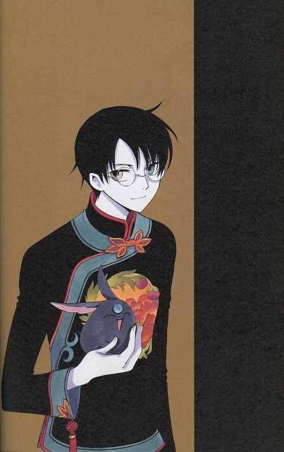 CLAMP, Production I.G, xxxHOLiC, xxxHOLiC Kocho no Yume, Mokona