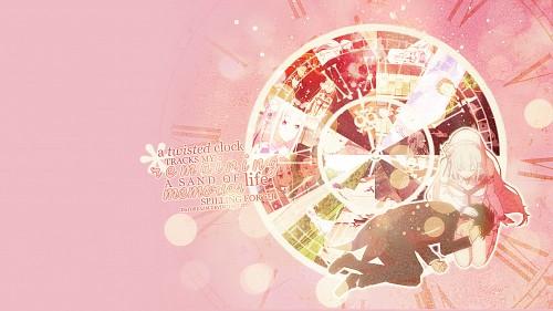 White Fox, Re:Zero, Subaru Natsuki, Emilia (Re:Zero) Wallpaper