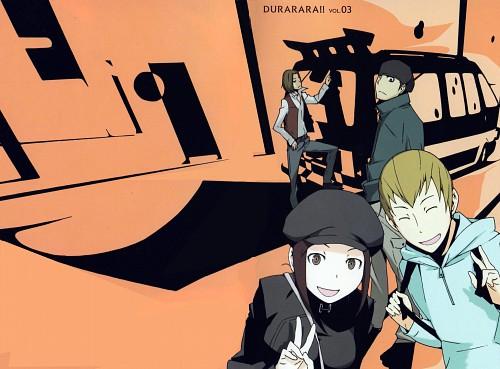 Suzuhito Yasuda, Brains Base, DURARARA!!, Kyohei Kadota, Walker Yumasaki