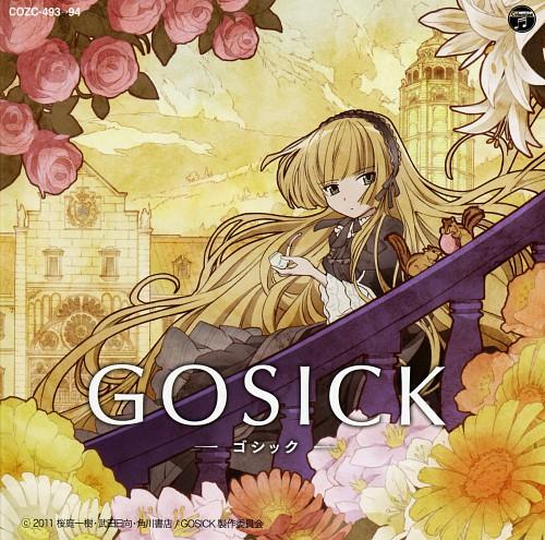 Hinata Takeda, BONES, Gosick, Victorique De Blois, Album Cover