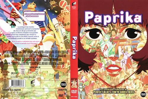 Satoshi Kon, Madhouse, Paprika, Paprika (Character)