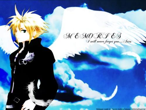 You Kousaka, Final Fantasy VII: Advent Children, Cloud Strife Wallpaper