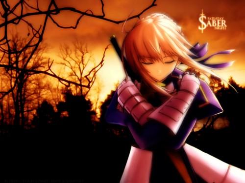 Shingo, Missing Link, Fate/stay night, Saber, Doujinshi Wallpaper