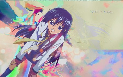 Anime International Company, Gonzo, Special A, Hikari Hanazono Wallpaper