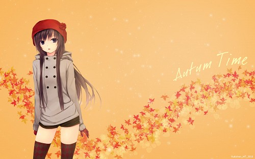 Coffee Kizoku, Rika Shiramine Wallpaper