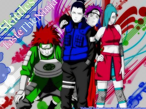 Masashi Kishimoto, Studio Pierrot, Naruto, Naruto Uzumaki, Shikamaru Nara Wallpaper