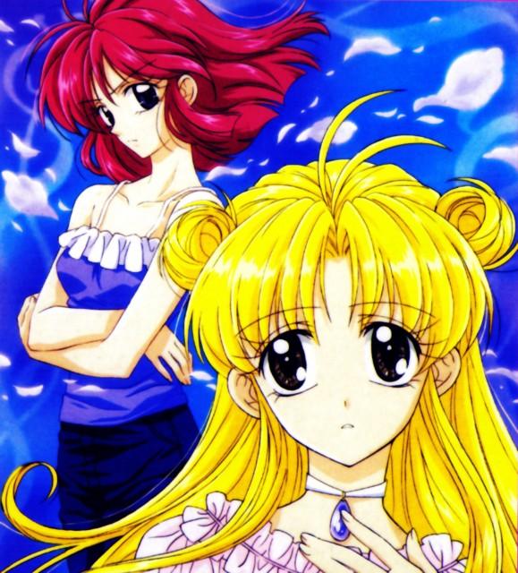 Arina Tanemura, Studio DEEN, Full Moon wo Sagashite, Madoka Wakamatsu, Full Moon (Character)