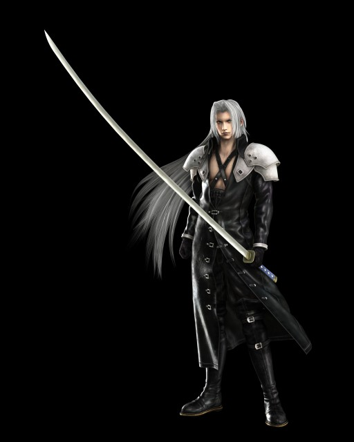 Square Enix, Final Fantasy VII: Crisis Core, Sephiroth, Occupations