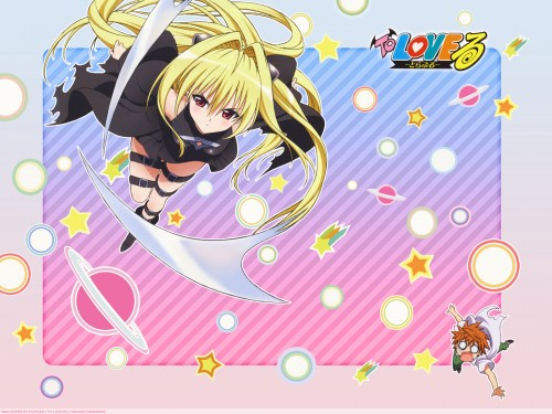 To-LOVE-Ru Wallpaper