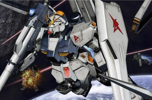 Sunrise (Studio), Mobile Suit Gundam Char's Counterattack, Mobile Suit Gundam - Universal Century