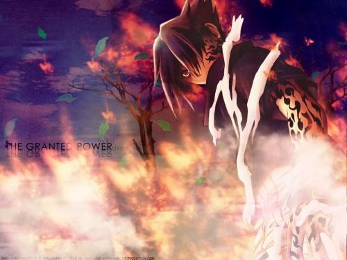 Masashi Kishimoto, Studio Pierrot, Naruto, Sasuke Cursed Seal Wallpaper