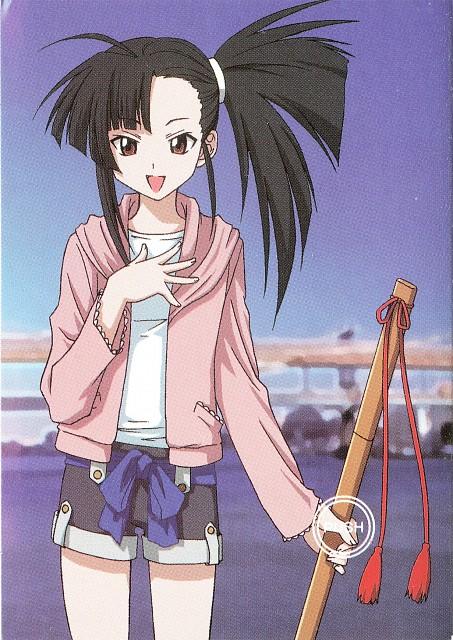 Ken Akamatsu, Xebec, Mahou Sensei Negima!, Setsuna Sakurazaki
