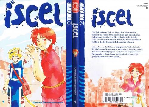 Detta Zimmermann, Iscel, Manga Cover