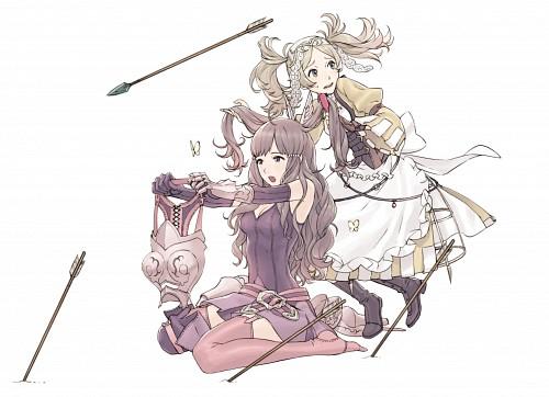 Yuusuke Kozaki, Nintendo, Fire Emblem, Sumia, Cynthia (Fire Emblem)