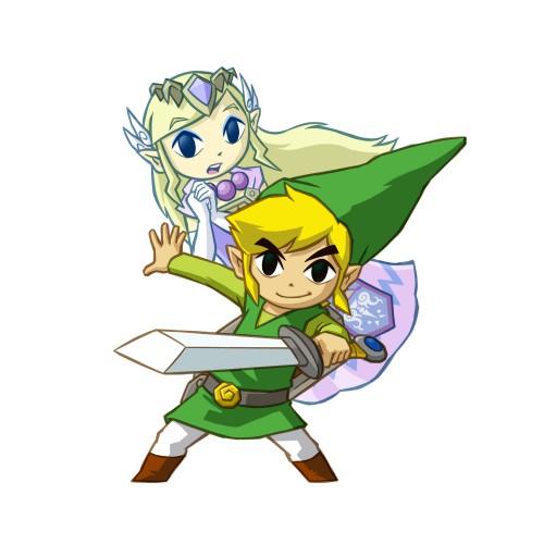 Nintendo, The Legend of Zelda: Spirit Tracks, The Legend of Zelda, Zelda, Link
