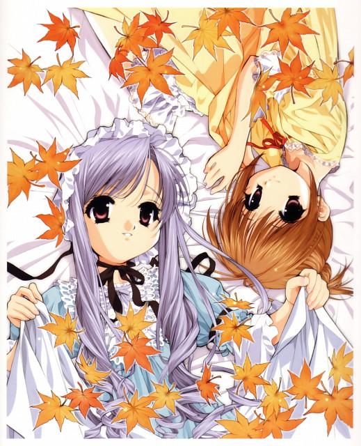 Naoto Tenhiro, Hal Film Maker, Sister Princess, The Art of Sister Princess, Aria (Sister Princess)