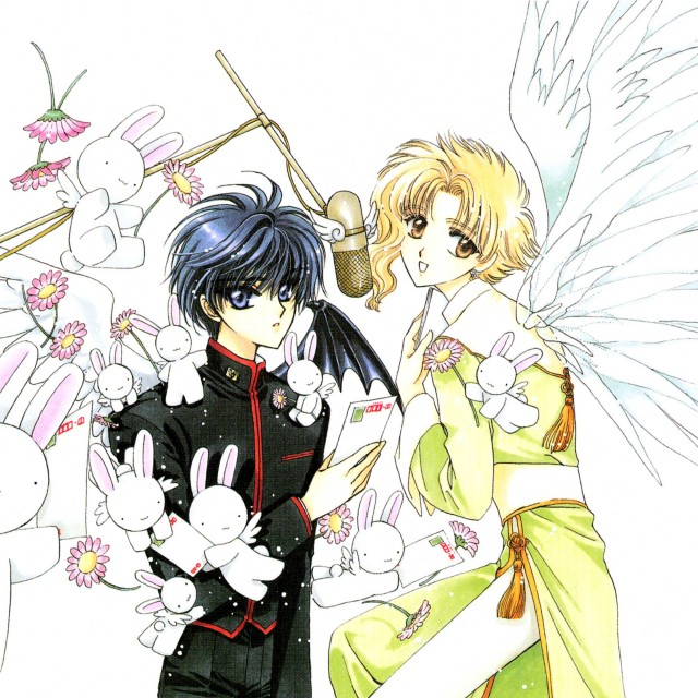 CLAMP, Madhouse, X, Wish, CLAMP South Side