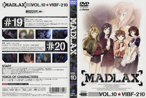Bee Train, Madlax, Vanessa Rene, Madlax (Character), Laetitia