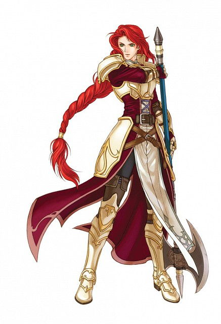 Senri Kita, Nintendo, Fire Emblem, Titania (Fire Emblem)