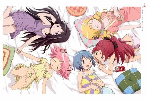 Kazuya Shiotsuki, Shaft (Studio), Puella Magi Madoka Magica, Mami Tomoe, Madoka Kaname