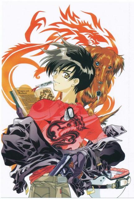 Satoru Yuiga, Studio Pierrot, E's Otherwise, Kai Kudou