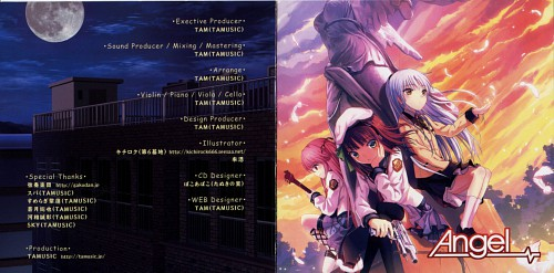 Na-Ga, Key (Studio), Angel Beats!, Kanade Tachibana, Yui (Angel Beats!)