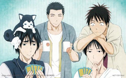 Tadatoshi Fujimaki, Production I.G, Kuroko no Basket, Rinnosuke Mitobe, Shinji Koganei
