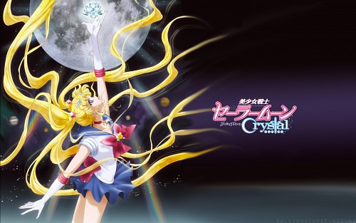 Toei Animation, Bishoujo Senshi Sailor Moon, Sailor Moon, Official Wallpaper