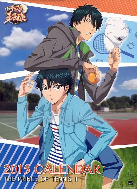 Takeshi Konomi, Production I.G, Prince of Tennis, Ryoma Echizen, Ryoga Echizen