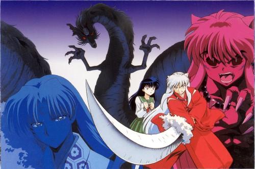 Rumiko Takahashi, Inuyasha, Sesshoumaru, Kagome Higurashi, Inuyasha (Character)