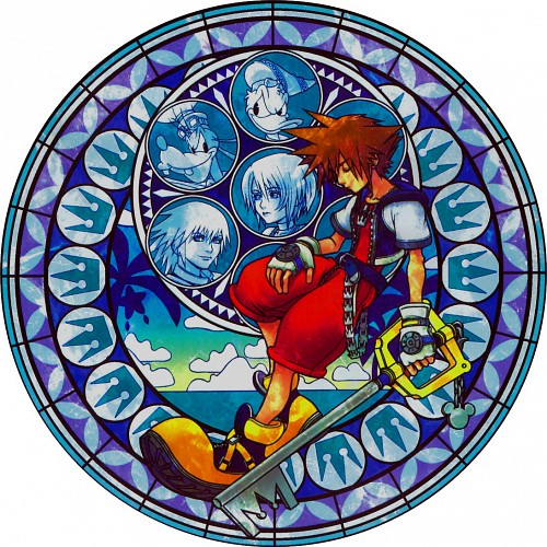 Square Enix, Kingdom Hearts, Riku, Donald Duck, Sora