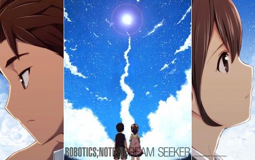 Tomonori Fukuda, Robotics Notes, Kaito Yashio, Akiho Senomiya, Official Wallpaper