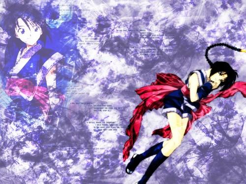 Rurouni Kenshin, Misao Makimachi Wallpaper