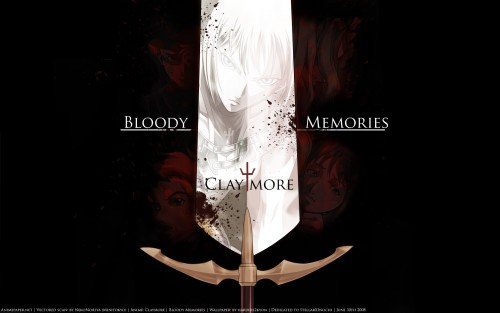 Norihiro Yagi, Madhouse, Claymore, Clare Wallpaper