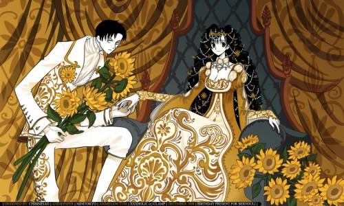 CLAMP, Production I.G, xxxHOLiC, Shizuka Doumeki, Himawari Kunogi Wallpaper