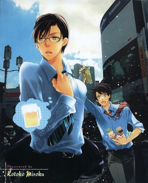 Kotoko Miroku, Chara Selection