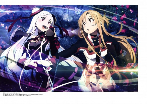 Abec, Akane Yano, A-1 Pictures, SAO Ordinal Scale Artworks, Sword Art Online