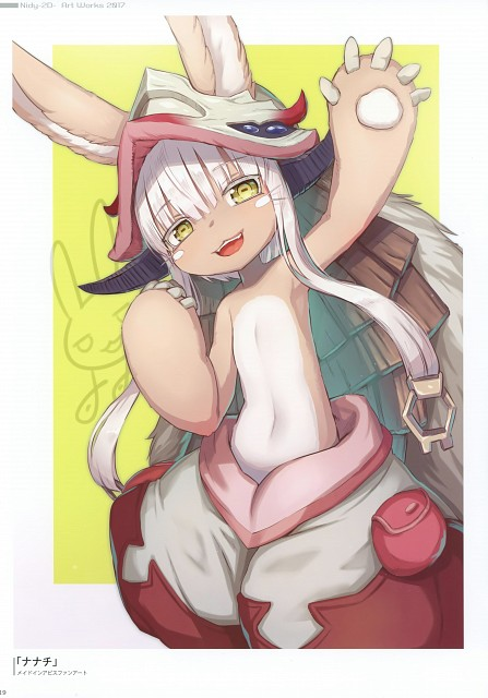 Nidy-2D-, Made in Abyss, Pixel Philia 16, Nanachi, Comic Market 93