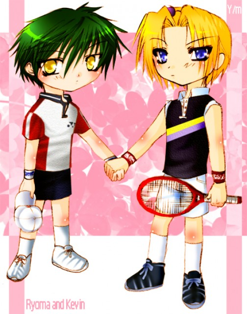 J.C. Staff, Prince of Tennis, Ryoma Echizen, Member Art