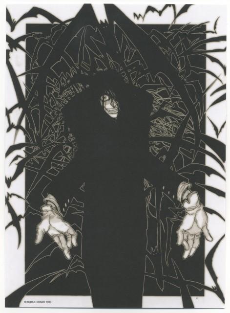 Kouta Hirano, Hellsing, Alucard