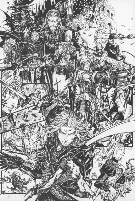 Ayami Kojima, Konami, Castlevania, Isaac (Castlevania), Leon Belmont