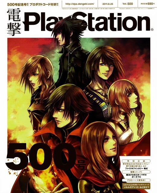 Square Enix, Final Fantasy XV, Final Fantasy Type-0, Final Fantasy XIII, Noctis Lucis Caelum