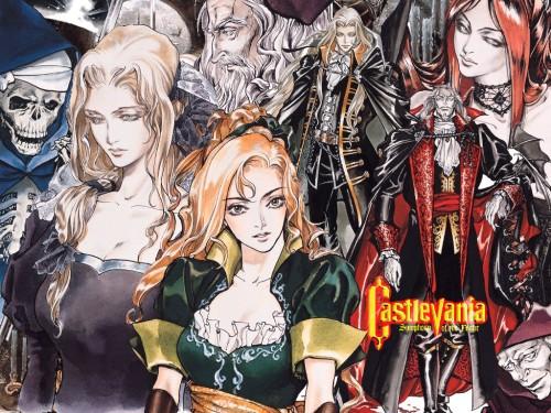 Ayami Kojima, Konami, Castlevania, Dracula, Succubus (Castlevania) Wallpaper