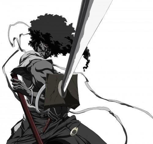 Gonzo, Afro Samurai, Afro (Afro Samurai)