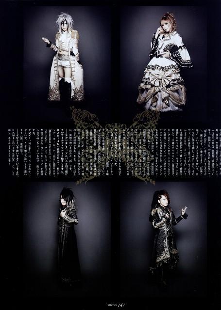 Teru, Hizaki, Versailles: Philharmonic Quintet, Yuki, Masashi