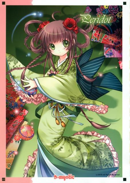 Dmyo, D*myotic, Doujinshi, Comic Market 72